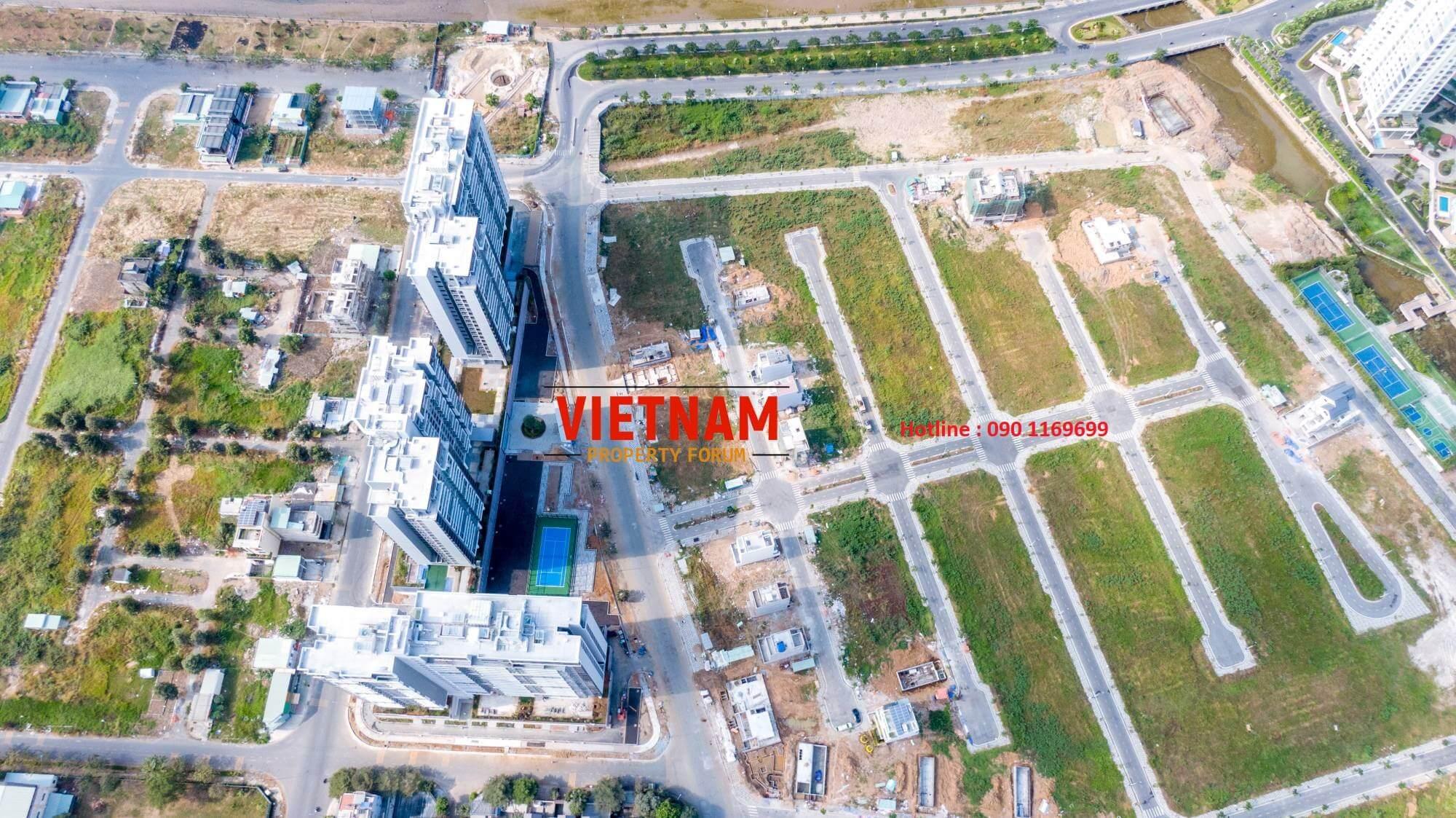 Tiến độ Saigon Mystery Quận 2 [ Tập Đoàn Hưng Thịnh ]