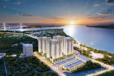 dự án q7 saigon riverside complex