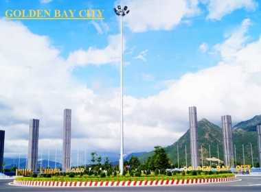 dự án golden bay city