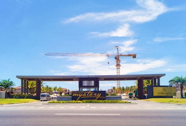 Tiến Độ Cam Ranh Mystery Villas Tháng 5 năm 2019