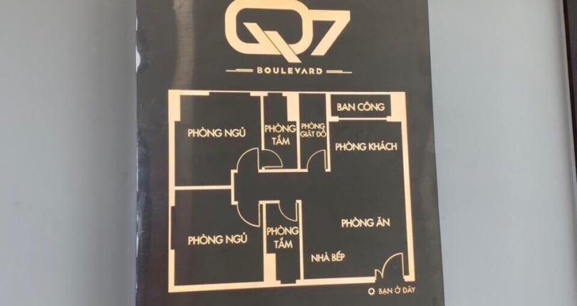 Nhà Mẫu Q7 Boulevard Nguyễn Lương Bằng