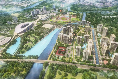 Dự án Saigon Sport City