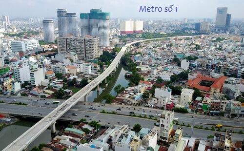 Tuyến Metro số 2 Bến Thành – Tham Lương